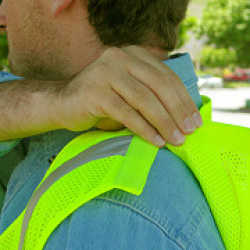 125 Series Breakaway Mesh Safety Vest