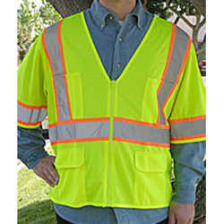 126 Series Safety Vest-Class 3