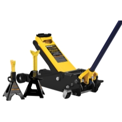 2.5 Ton Magic Lift Service Jack With 3 Ton Stands