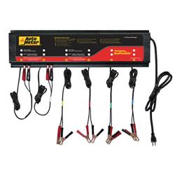 QuickCable Multi-Charge System 6/5A-220V