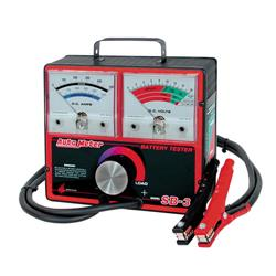 QuickCable Carbonpile Battery Tester 12V/500