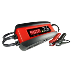 Battery Charger Maintainer, 3 Amp, 6/12V