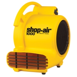 Shop Air 1000, Medium Portable Air Mover