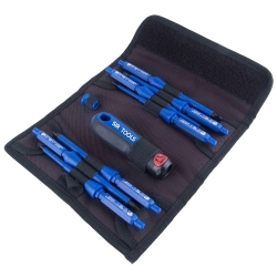 9 Piece Professional 1000V Insulated Screwdriver Kit