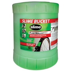 Slime Tube Sealant, 5 Gallon Container, for All Tires with Tubes, Non-Toxic, Single Unit