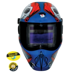 RFP Helmet 40VizI4 Series Captain Jack