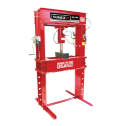 100 Ton Air/Hydraulic Shop Press
