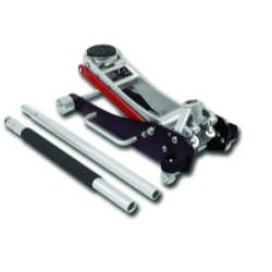 2 Ton Capacity Aluminum Service Jack with Quick Lifting System