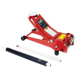 2 Ton Low Profile Floor Jack with Quick Lift System