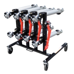 Car Dolly Rack (Holds 4)