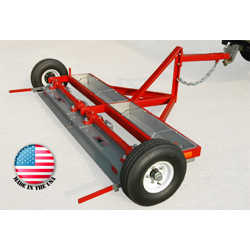 "MKS 4000 60"" Tow Behind Magnetic Sweeper"