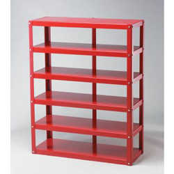 Wheel Weight Shelving System