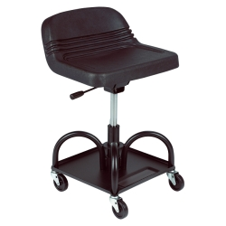 Deluxe Adjustable Height Mechanic's Seat