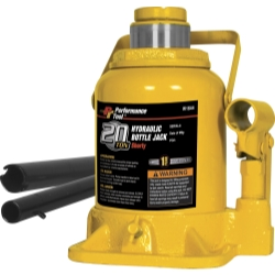 20 Ton Shorty Hydraulic Bottle Jack